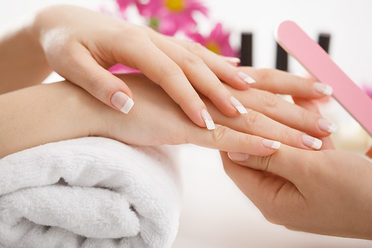 Manicures & Pedicures in Stoke-on-Trent | Jasmin Olivia