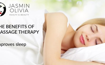 The Benefits Of Massage Therapy – Improves Sleep