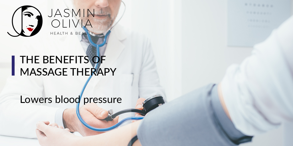 The Benefits Of Massage Therapy – Lowers Blood Pressure