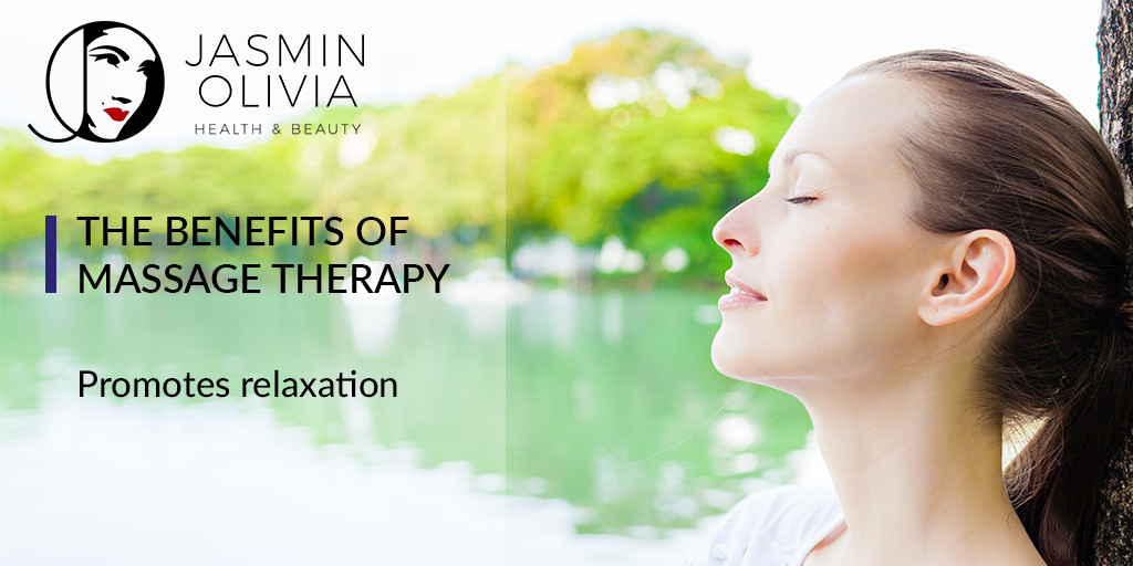 The Benefits Of Massage Therapy – Promotes Relaxation