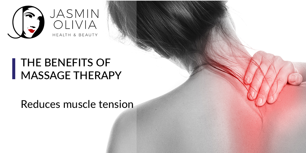 The Benefits Of Massage Therapy – Reduces Muscle Tension