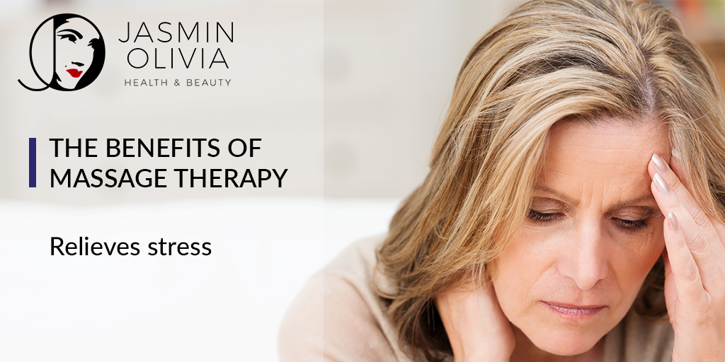 The Benefits Of Massage Therapy – Relieves Stress